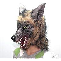 Yukun Máscara Los Animales de Halloween realizan atrezzo Las Partes Deben Tener Baile Divertido en el Club Nocturno Máscaras Decorativas de látex.C