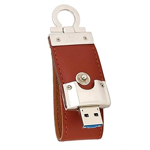 Cle USB, Kolylong Clé USB 2.0 en cuir artificiel de