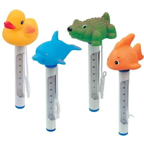 Bestway Schwimmende Tiere Pool Thermometer
