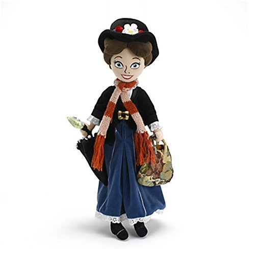Official Disney Mary Poppins 49cm Soft Plush Toy