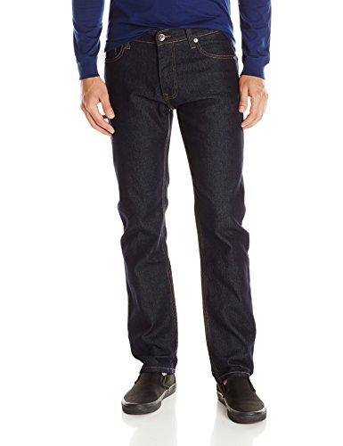 Southpole Herren Jeans / Straight Fit Jeans Vernon Indigo