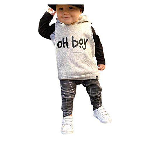 URSING Kleinkind Säugling Kleine Baby Boy Kleider...