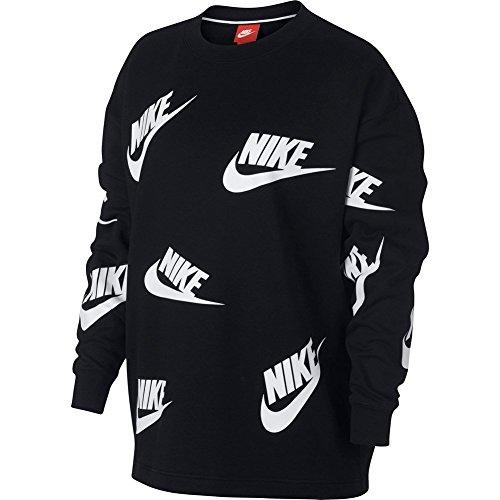 Nike Mens Air Huarache Sneakers Internazionali Nero / Bianco