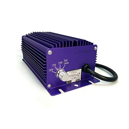 LUMATEK ballast Electronique 250W - Non IEC