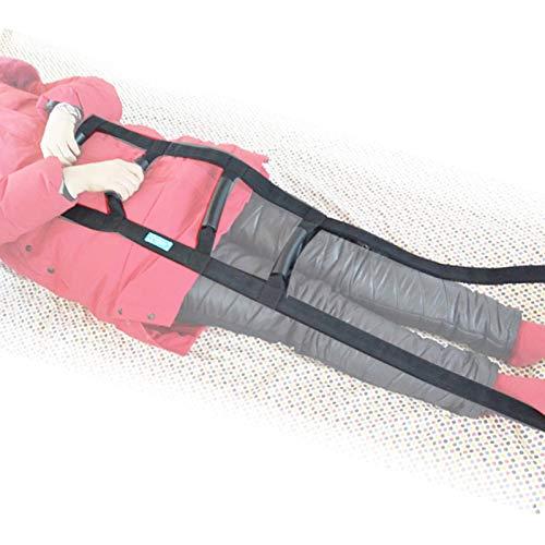 41ve WN6FrL - Asistente de escalera de cama: dispositivo de ayuda de extracción con correa de la manija, seguridad del suministro médico Seguro de elevación de la cama, asistencia de escalera de cuerda Anciano