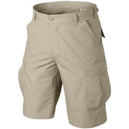 Helikon Original BDU Shorts Baumwolle Ripstop Khaki Größe M -