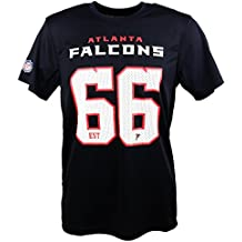 7425d0f43 New Era Atlanta Falcons New Era T Shirt tee NFL Supporters Black - M