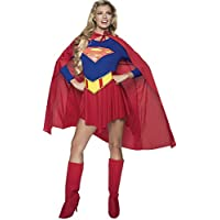 Rubie's P15553M - Disfraz de Supergirl, talla M: 38