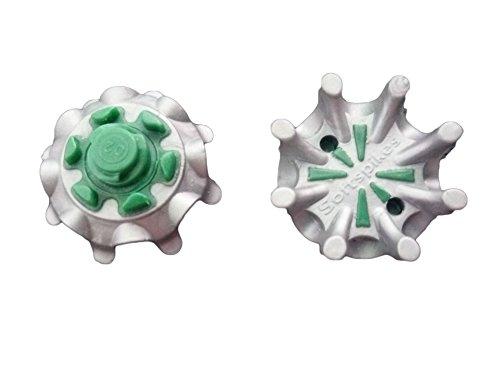 mamimamih 56pcs Golf Spikes für fast Twist tri-lok Neue Golf Spikes Stollen Softspikes Spikes Hohe Qualität