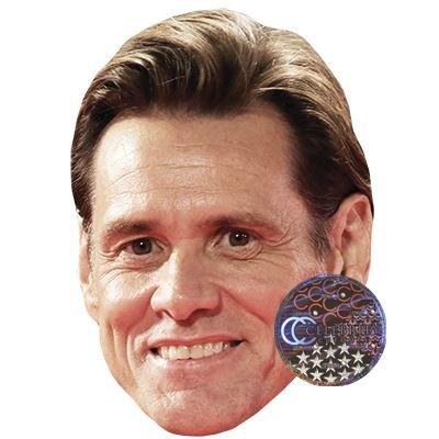 Jim Carrey Masques de célébrités