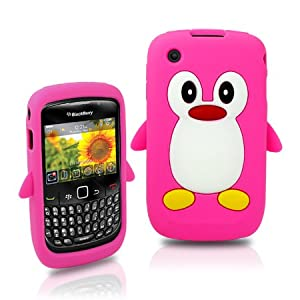 Tinkerbell TrinketsCAE Pingouin Manchot Blackberry dp BBMSVLA