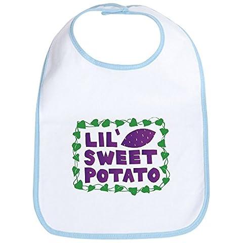 CafePress - Lil Sweet Potato Bib - Cute Cloth Baby Bib, Toddler Bib