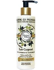 Jeanne en Provence Lait Corporel Divine Olive 250 ml - Lot de 3