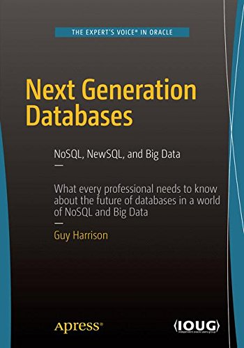Next Generation Databases: NoSQLand Big Data por Guy Harrison