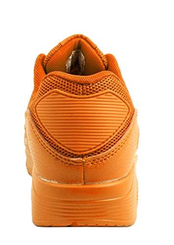 Elara, Sneaker donna Multicolore multicolore Arancione (arancione)