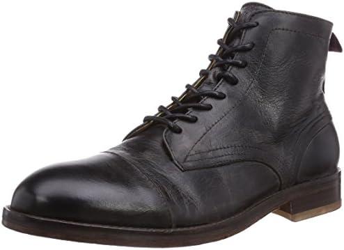 H Shoes PALMER - botas de cuero hombre