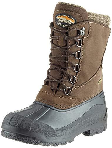 Meindl Brown, Chaussures de Randonnée Hautes Femme, Marron (Sölden Lady 7774), 42 EU
