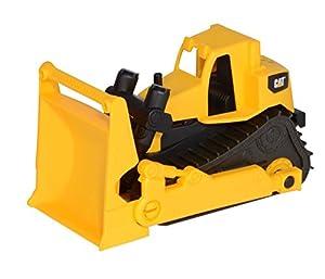 Toy State - Rugged Machines: 4 Asstd: Bulldozer (82032)
