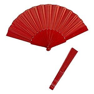 WIDMANN Abanico, rojo Womens, talla única, vd-wdm54853