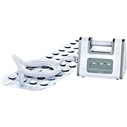Medisana BBS Luftsprudelmatte 88386, mit Aromaspender, mit 3 Intensitätsstufen verwandelt jede Badewanne in einen Whirlpool, 570 Watt