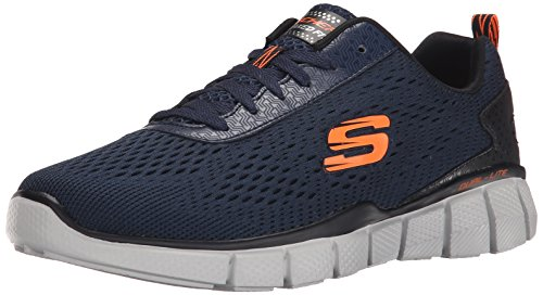 Skechers Equalizer Settle The Score, Men's Fitness Shoes, Blue (Navy Nvor), 10...