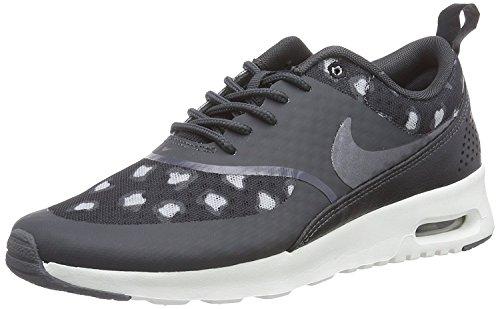 Nike Air Max Thea Damen Sneakers Weiß-Grau-Schwarz