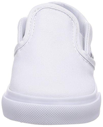 Vans T Classic Slip-on, Baskets mode mixte bébé Blanc (True White)