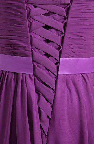Vimans -  Vestito  - linea ad a - Donna Rubor
