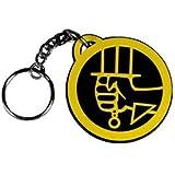 bprd logotipo llavero de Hellboy II: El Golden ejército