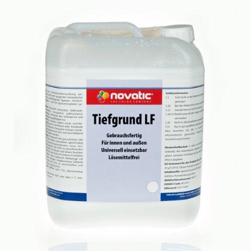novatic Tiefgrund LF, farblos
