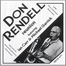 Reunion by Don Rendell (2002-08-02)