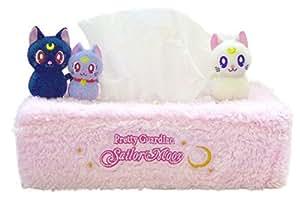 Sailor Moon Luna & Artemis Tissue Box Cover