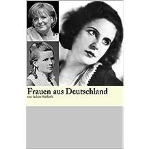 German Easy Reader: Frauen aus Deutschland (German Edition)