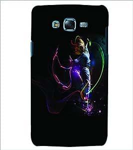 PRINTSWAG DANCING GIRL Designer Back Cover Case for SAMSUNG GALAXY J5