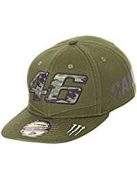 Valentino Rossi VR46 Moto GP Monster Camp Edition Flat Peak Gorra Oficial  2018 bfc262a37c8