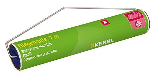 KERBL – AKO 29978 Stall-Fliegenrolle mit Halter, 7mtr.