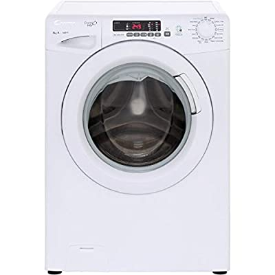 Candy GVS168D3 A+++ Rated Freestanding Washing Machine - White