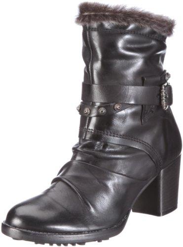 billiejean Natalie J1117, Bottes femme noir / nero