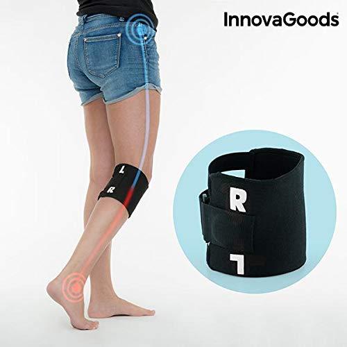 InnovaGoods IG117384 - Rodillera de acupresión