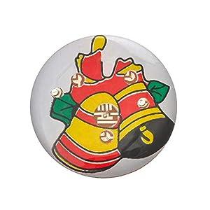 F.lashes Glühendes Abzeichen der Weihnachtsfunkelnbrosche Weihnachtsmann Brosche Set Anstecknadel Anstecker Pins Set Niedliches Revers Pin Weihnachten Thema Dekorationen Geschenk Spielzeug LED