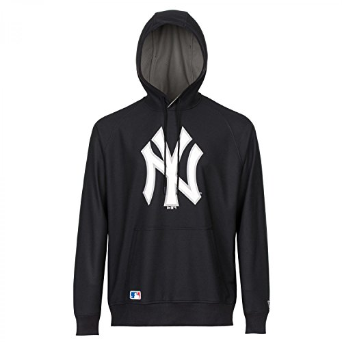 New Era MLB NEW YORK YANKEES Diamond Era Pullover Hoodie, Größe:S