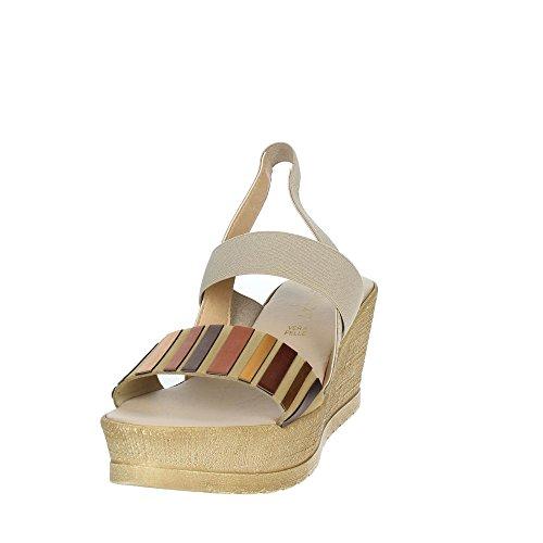 Cinzia Soft IG9675 002 Sandale Femme Beige