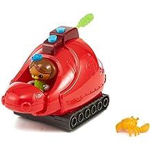 Octonauts - Juguete Octonauts Gup-X Dashi, color rojo (Mattel DGK18)