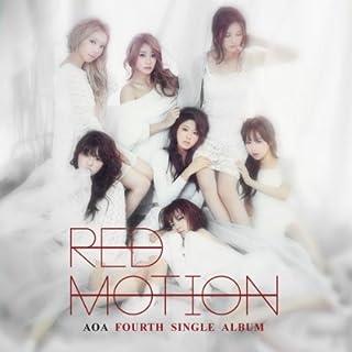 AOA - Red Motion (4th Single Album)