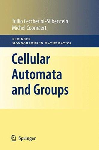 Cellular Automata and Groups (Springer Monographs in Mathematics) by Tullio Ceccherini-Silberstein (2010-09-03)