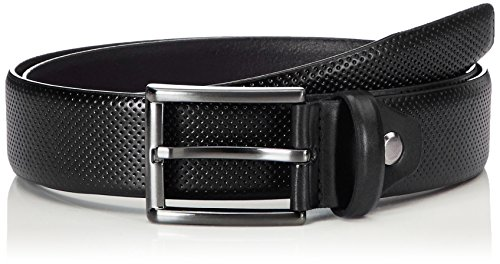 MLT Belts & Accessoires Herren Gürtel Dublin 06208-0041, Gr. 125, Grau (Grau 9200)
