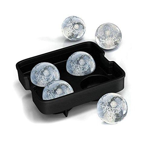 Keysui Per sfere di ghiaccio, a forma di Silicone alimentare