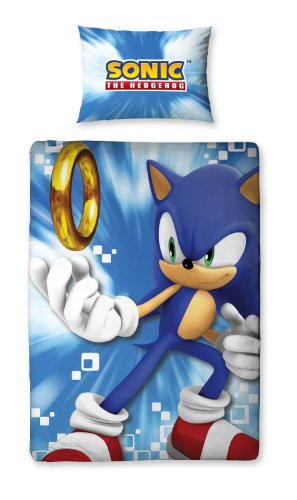 character-world-135-x-200-cm-sonic-the-hedgehog-spin-single-panel-duvet-set