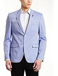 LP Louis Philippe Men's Slim Fit Blazer
