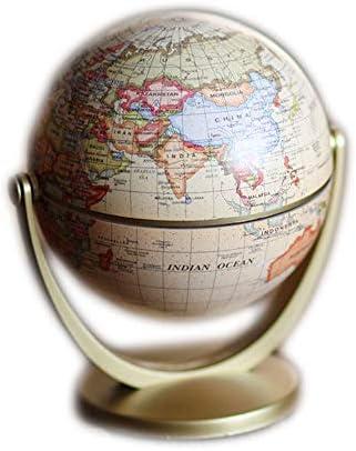 Sumferkyh Globe des  s L'éducation précoce en Anglais restaurer Les Anciennes Voies Le Globe terrestre Articles terrestres Globe terrestre Universel L'étude révèle Un Cadeau en métal Exquis B07JJNJBWQ | Pour Gagne